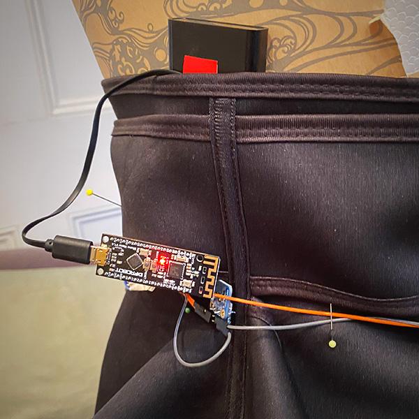 Haptic Corset Design | INTER/her Project